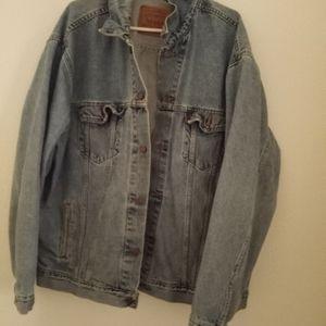 Levi's Vintage Jean Jacket 80's Trucker Denim USA